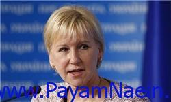وزیر خارجه سوئد