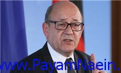وزیر خارجه فرانسه