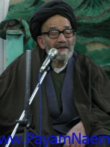 حجت الاسلام حاج سيد ولي ا... موسي كاظمي